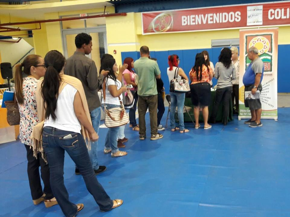 Feria de empleo Escape